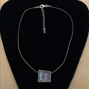 Sterling Silpada Necklace